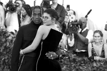 "Travis Scott & Kylie Jenner Remain ""Not Engaged"" Despite Wooing With Flowers"