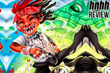 """Trippie Redd's """"A Love Letter To You 3"""" Review"""