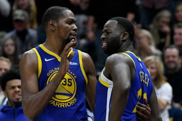 Kevin Durant, Draymond Green Dispute Reportedly Carried Over Into Locker Room