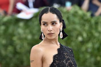 Zoe Kravitz Accuses Lily Allen Of Attacking Her: Watch