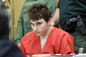 "Parkland Shooter Nikolas Cruz Attacks Jail Officer In Tussle Over ""Stun Gun"""