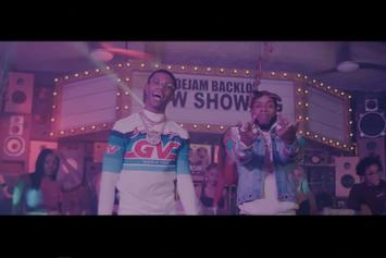 """Tory Lanez & A Boogie Wit Da Hoodie Shine Bright In """"If It Ain't Right"""" Visuals"""