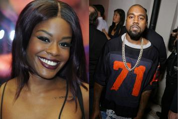 """Azealia Banks Reveals """"Yeezy Modular Survival Kit"""" In Case Kanye West """"Tries To Steal It"""""""