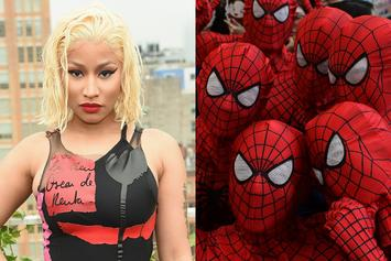 "Nicki Minaj Reveals Her Contribution To Upcoming ""Spider-Man"" Movie"