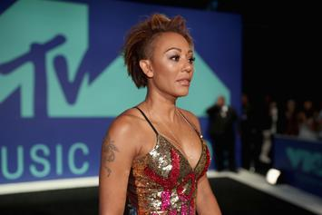 "Mel B Opens Up About Suicide Attempt In ""Brutally Honest"" Memoir"