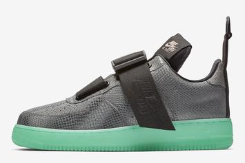 Odell Beckham Jr.'s Nike Air Force 1 Low Utility Releasing Via Nike SNKRS