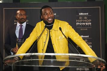 """Meek Mill Teams With TIDAL & PUMA For """"CHAMPIONSHIPS"""" Exclusives"""