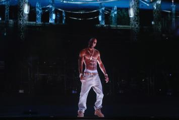 """Tupac Shakur's Estate Hints At """"1998"""" Release On Saturday"""