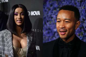 "John Legend Says Cardi B Will Be Star Judge On Upcoming ""Rhythm + Flow"" Show"