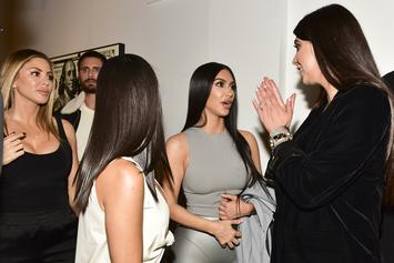 "Kim Kardashian Says Watching Her Show Is ""Awkward"" For Everyone Involved"