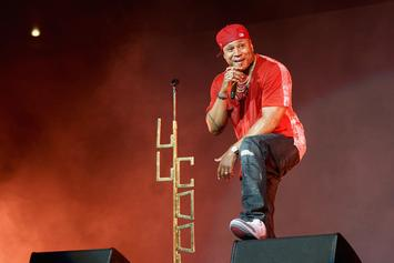 "LL Cool J Sues ""Rock The Bells"" Festival Promoter Over Name Use: Report"