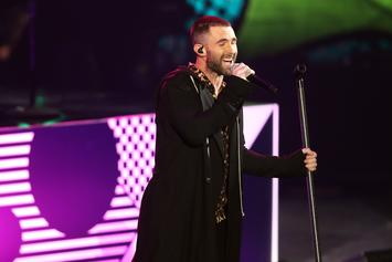"Adam Levine Says All The ""Incredible Things"" In Music Happen In Hip-Hop"