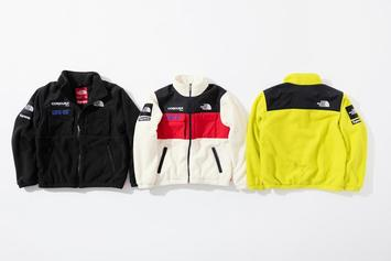 Supreme x The North Face Apparel & Accessories Drop Today: Release Info