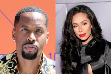 "Safaree Samuels & Erica Mena Switch On Their Exes, Make Relationship ""Official"""