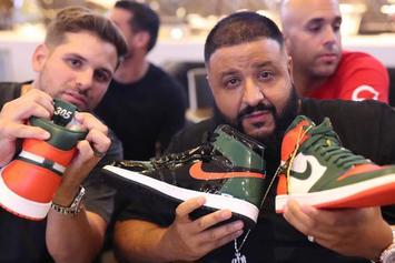 SoleFly x Air Jordan 1 Collabs Releasing During Miami's Art Basel
