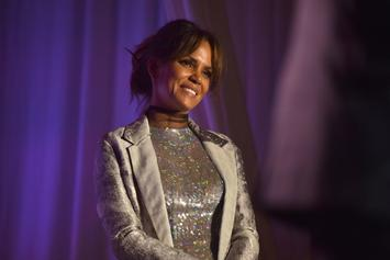 "Halle Berry Training With UFC's Cris Cyborg For ""John Wick 3"""