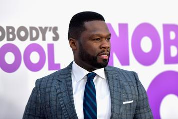 """50 Cent Savagely Says He """"Wouldn't Have A Bad Day"""" If His Son Died"""