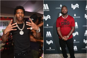 "Lil Baby Shows His Appreciation For Pierre ""Pee"" Thomas: ""He Helped Change My Life"""