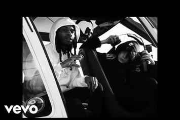 """Valee & Matt Ox Ride A Helicopter In """"Awesome"""" New Video"""