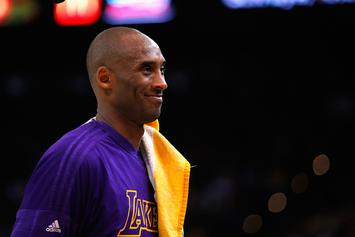Kobe Bryant: Lakers Will Be Champs Soon, Laughing At Warrior Fans