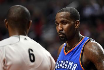 """Kendrick Perkins Furious With Adam Levine Over """"The Voice"""" Vote"""