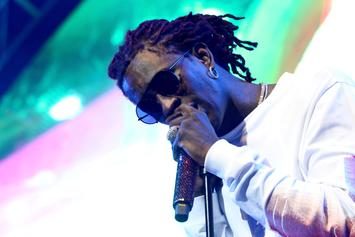 Young Thug's Snake Giveaway Results In Tragic Loss At SPIN's Head Office