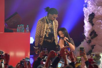 "Offset & Cardi B's Marriage Reportedly Went ""Hollywood"" Way Too Fast"