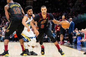 Cleveland Cavs Trade George Hill: Report