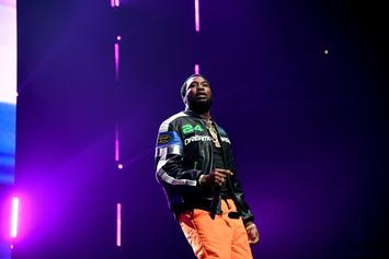 Meek Mill Reveals His List Of Champions In His Life