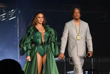 Beyonce & Jay-Z Had One Of 2018's Highest-Grossing Tours  With $250M