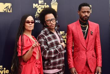 Boots Riley Reacts To Golden Globes Snub Of 'Sorry To Bother You' Movie