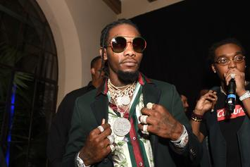 "Offset Shrugs At His Own Marital Advice: ""N****s Ain't Slick"""