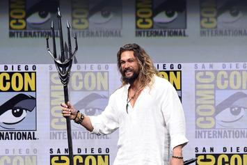 """""""Aquaman"""" Actor Jason Momoa Reveals That He Was """"Constantly Crying"""" On Set"""
