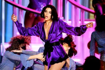 Dua Lipa Gets Trolled For Awkward Dance Moves, Proceeds To Troll Herself