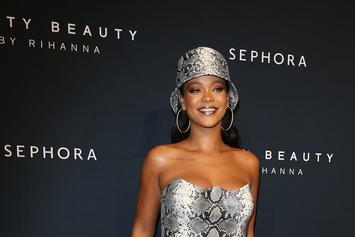 Rihanna Has A Lookalike Model To Test Eyebrow Styles