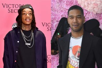 "Wiz Khalifa Teases Collaboration With Kid Cudi: ""Waitin For The Music Too"""
