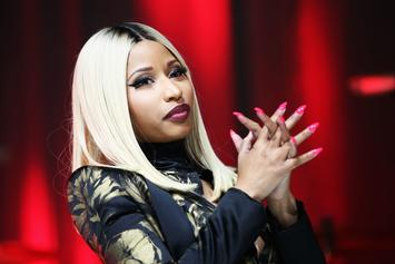 Nicki Minaj Says She's Suing TV Host For Lying On Her Name