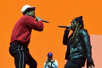 "YG Brings Out Ty Dolla $ign For London Stop On ""Stay Dangerous"" Tour"
