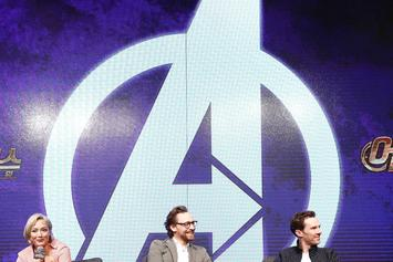 """Avengers: Endgame"" Gets New Purple And Gold Logo"