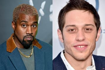"""Pete Davidson Is """"Disgusted"""" By Kanye West Twitter Beef With Ariana Grande & Drake"""