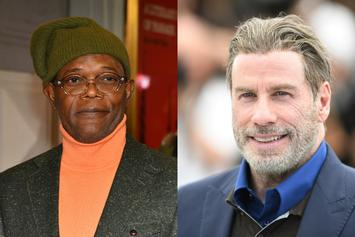 "Drunk Fan Mistakes Samuel L. Jackson For John Travolta, Asks Him To ""Do The Dance"""
