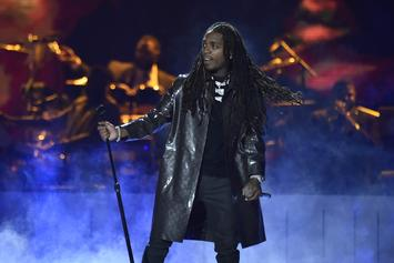 "Jacquees Doubles Down On ""King Of R&B"" Title In Front Of Keith Sweat"