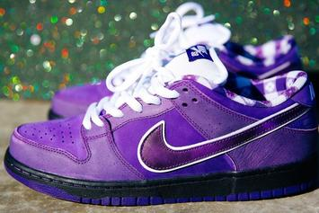 """Concepts x Nike SB Dunk Low """"Purple Lobster"""": Purchase Links"""