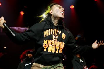 6ix9ine's Security Guard Sentenced To 3 Years Of Probation For Assault