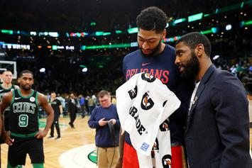 Celtics Preparing To Make A Run At Anthony Davis: Report