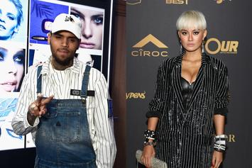 Chris Brown & Agnez Mo Are Preparing A Joint Project
