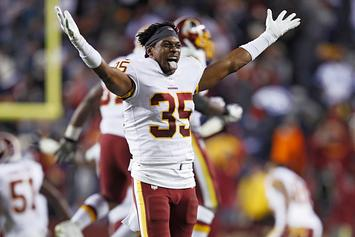Redskins' Montae Nicholson Arrested For Assault: Report