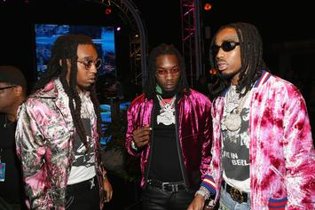 "Migos' ""Culture II"" Hits Double Platinum Status"