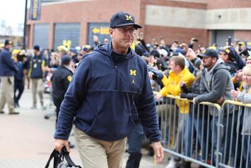 The New York Jets Are Interested In Jim Harbaugh