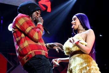 Cardi B Celebrates Her & Offset's Utter Commercial Dominance